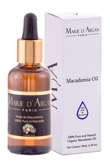 Macadamia Oil - 100% Pure and Organic
