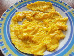 Olive Oil Scrambled Eggs
