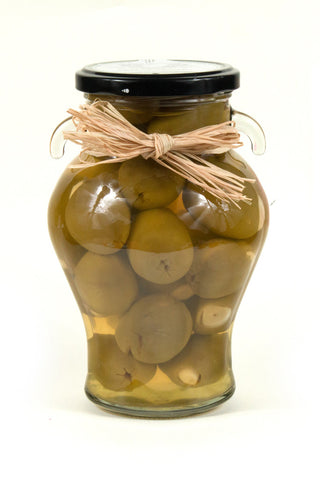 Delizia Garlic Stuffed Olives Gordal