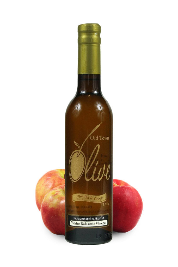 Gravenstein Apple White Balsamic Vinegar