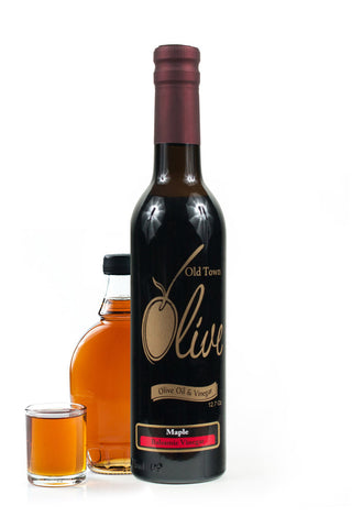 Pure Vermont Maple Dark Balsamic Vinegar