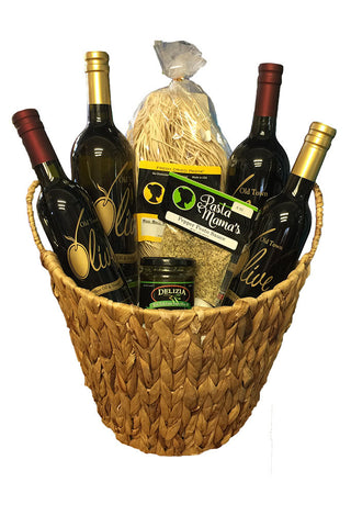 Build-Your-Own Gift Basket - Large