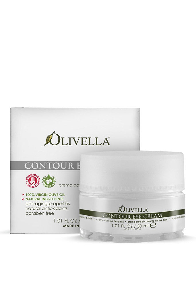 Olivella Contour Eye Cream