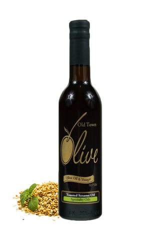 Japanese Dark Toasted Sesame Specialty Olive Oil