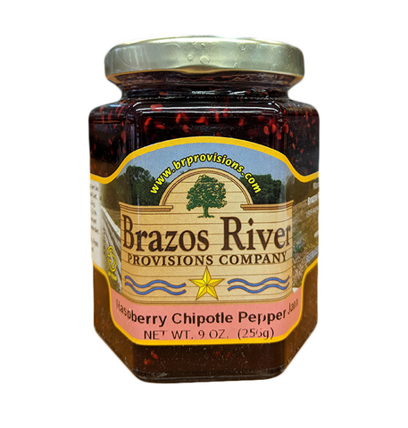 Raspberry Chipotle Pepper Jam
