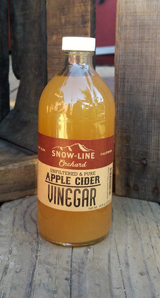 Unfiltered Apple Cider Vinegar