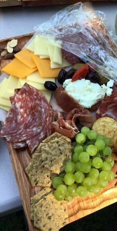Event add-on: cheese platter