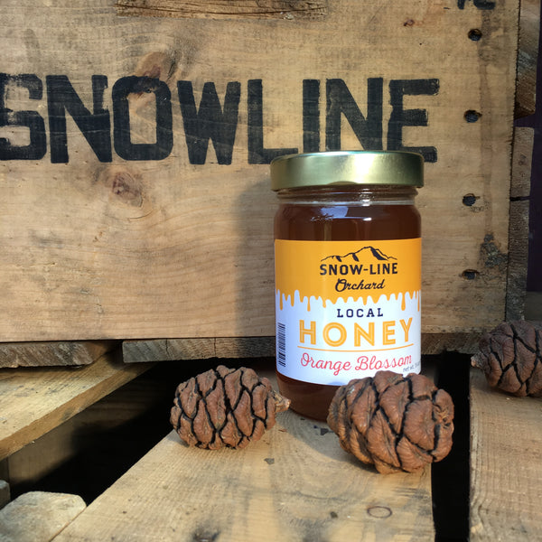 Local Honey- Orange Blossom