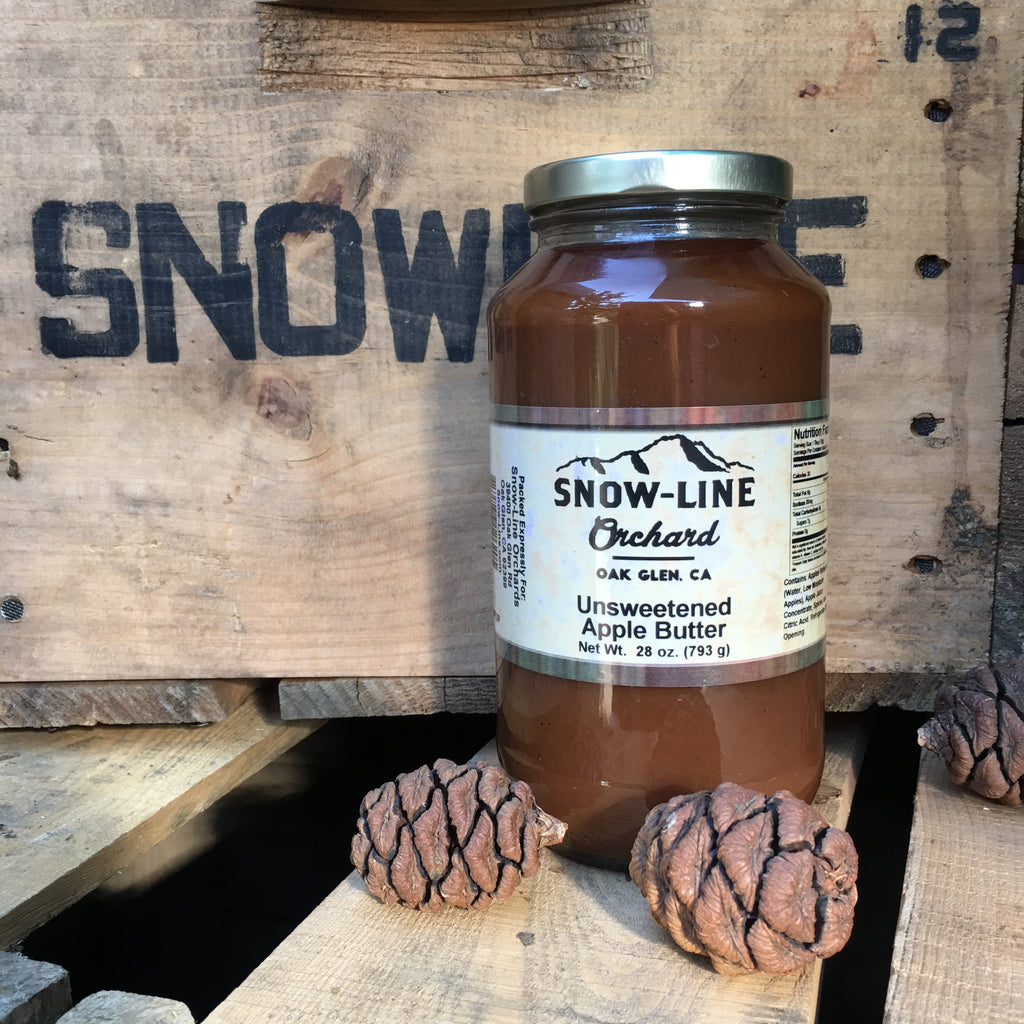 Unsweetened Apple Butter 28oz