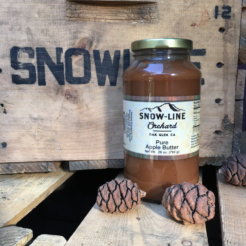 Pure Apple Butter 28oz