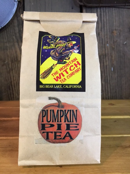 Pumpkin Pie Tea
