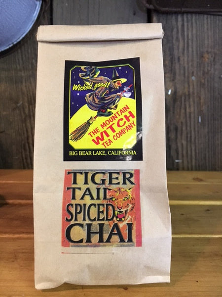 Tiger Tail Spiced Chai Tea