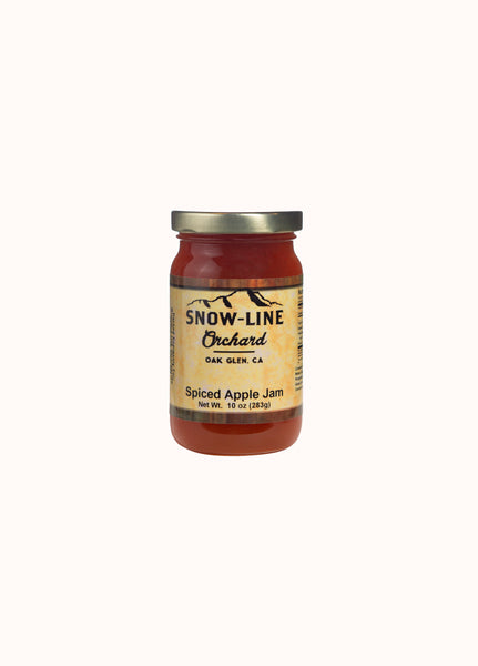 Spice Apple Jam