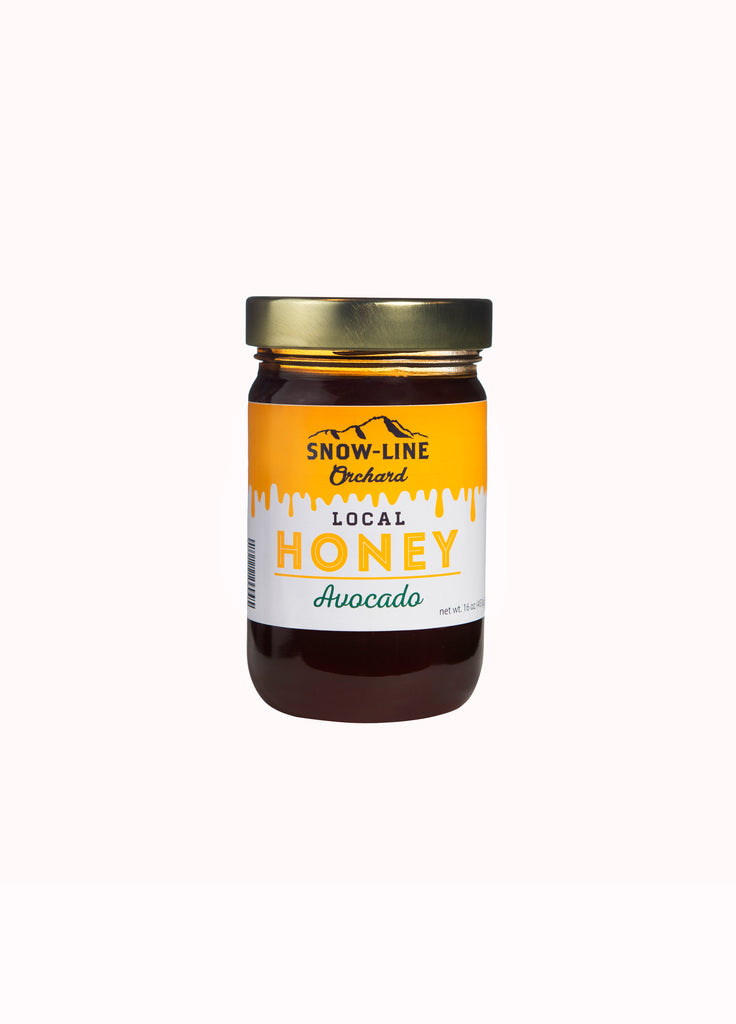 Local Honey - Avocado