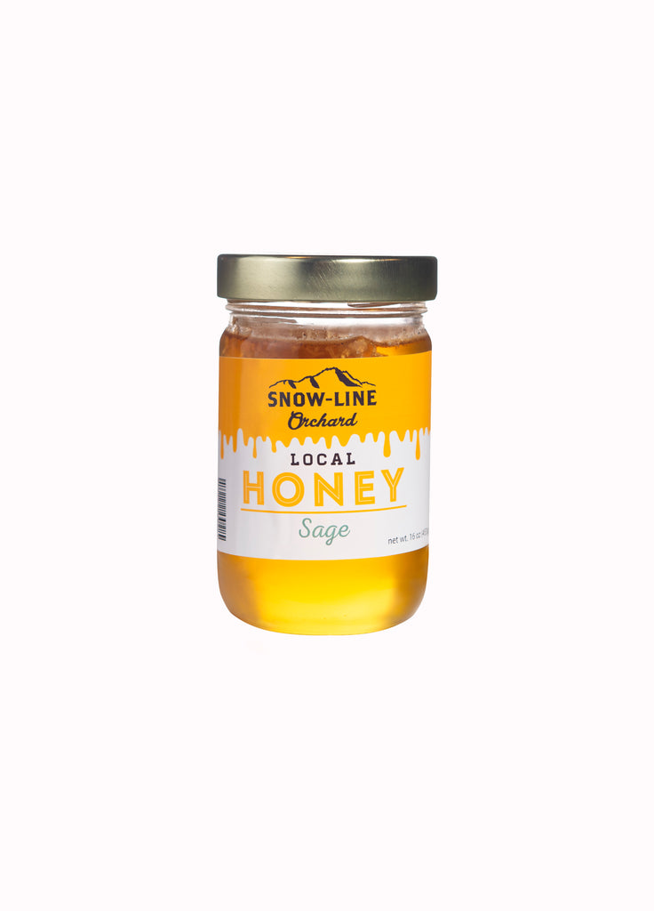 Local Honey - Sage