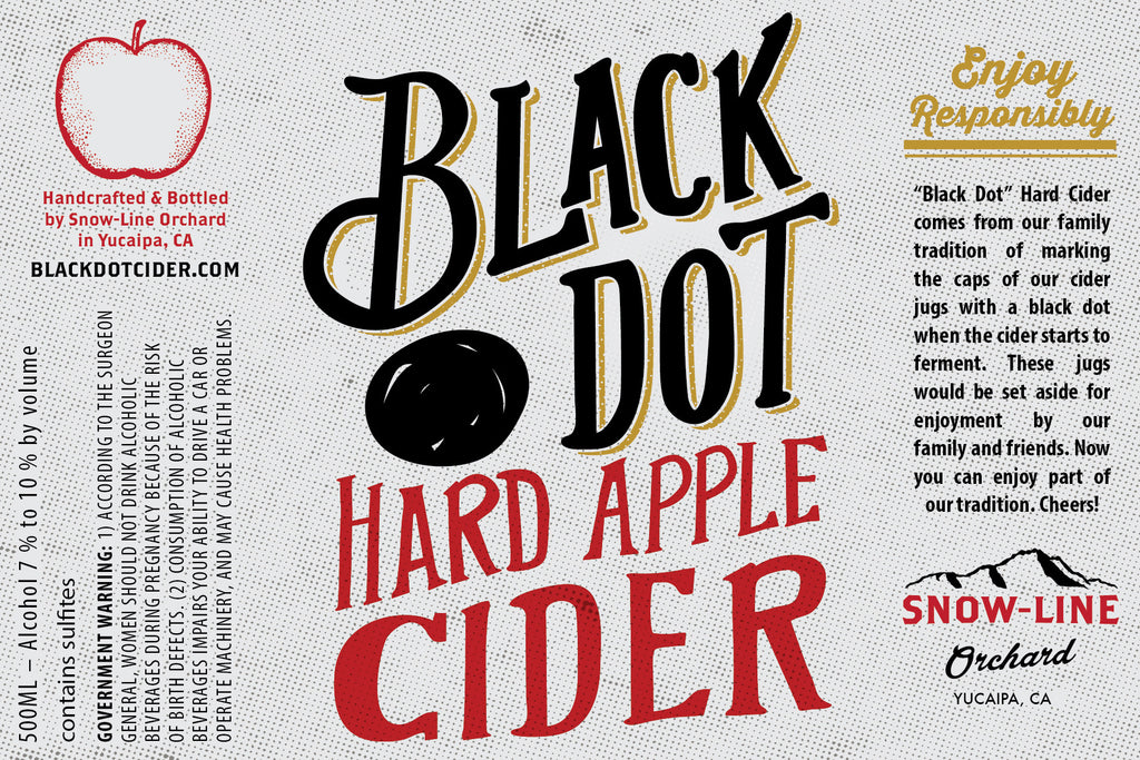 Black Dot Hard Cider