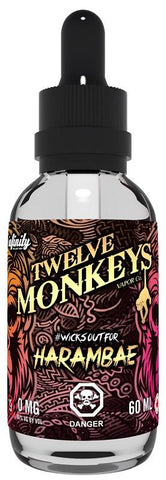 Twelve Monkeys - Harambae
