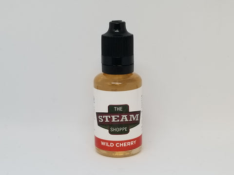 The Steam Shoppe - Wild Cherry