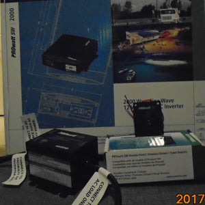 PROwatt SW 2000 Inverter Bundle