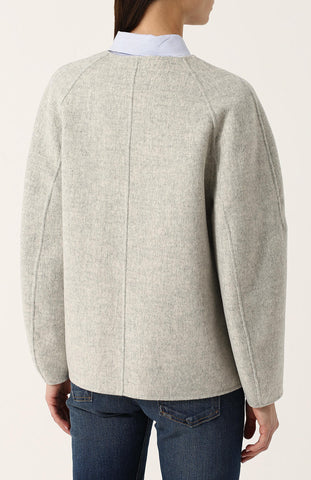 Escada Sport Jacket - Grey/Yellow