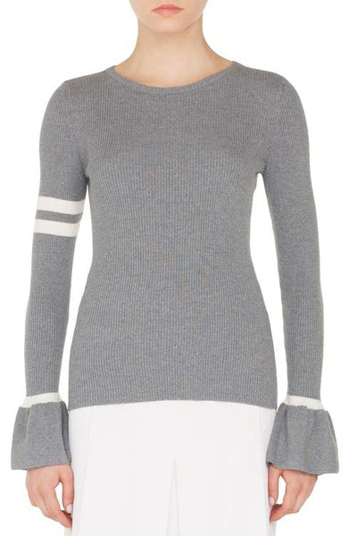 Akris Punto Sweater -  Grey