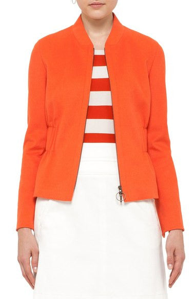 Akris Punto Jacket - Orange