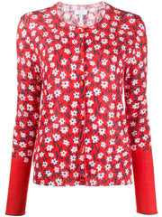 Escada Sport Twinset - Red/White