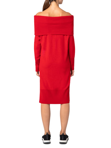Akris Punto Dress - Red