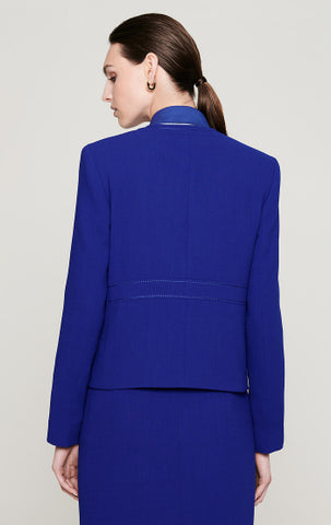 Escada Skirt Suit - Royal Blue