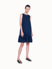 Akris Punto Dress - Navy