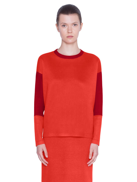 Akris Punto Top -Red