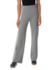 Akris Punto Leisure Pant - Grey/Cream