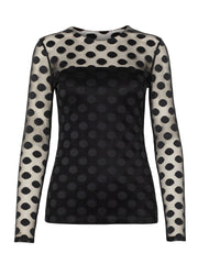 Akris Punto Top - Black