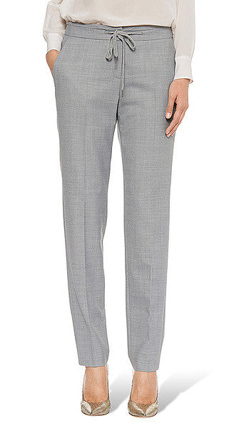 Marc Cain Pants -  Light Grey