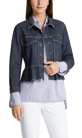 Marc Cain Jacket -  Denim