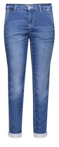 MAC Jogging Jean - Mid blue  276990/0341/D503