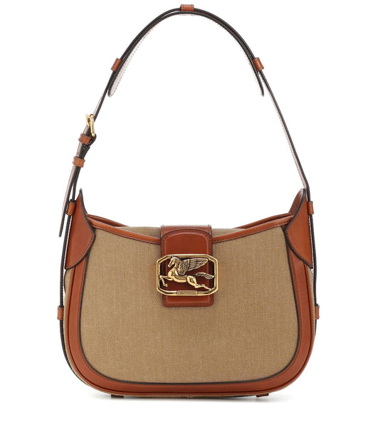 Etro Shoulder Bag - Cognac/Tan