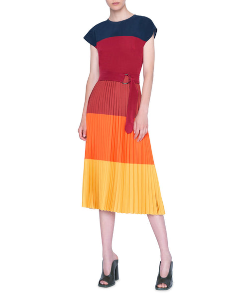Akris Punto Dress - Multicolor