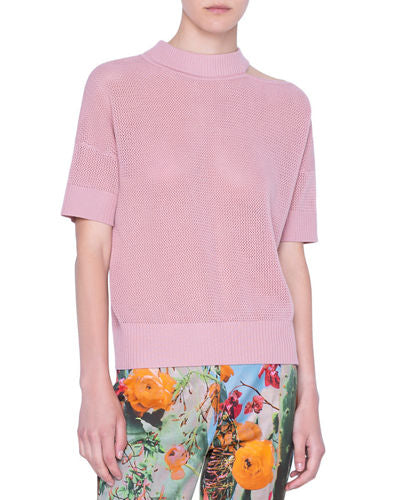 Akris Punto Sweater - Pink