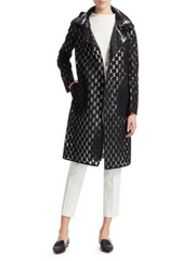 Akris Punto Raincoat - Black