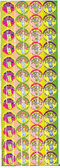 #2005 Tzeddaka Jumbo Dots - Incento Magic - 1