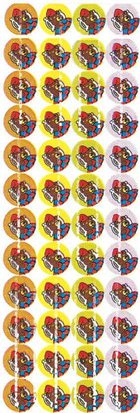 #2029 Bear Jumbo Dots - Incento Magic - 1