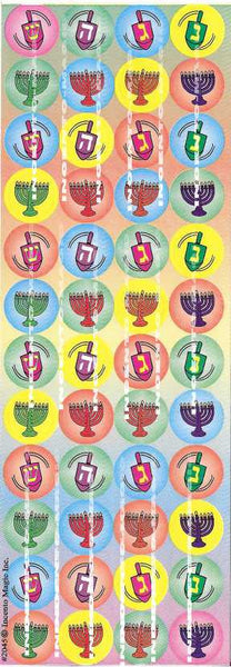 #2045 Chanuka Jumbo Dots - Incento Magic - 1