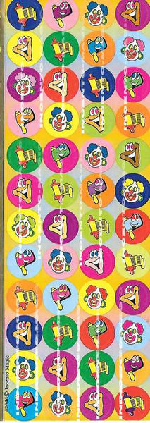 #2046 Purim Jumbo Dots - Incento Magic - 1