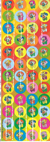 #2050 Clown Jumbo Dots - Incento Magic - 1