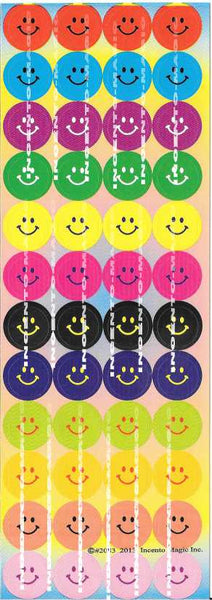 #2070 Smiley Jumbo Dots - Incento Magic - 1