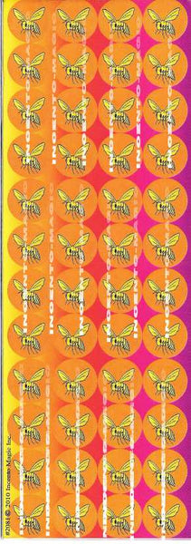 #2081 Bee Jumbo Dots - Incento Magic - 1