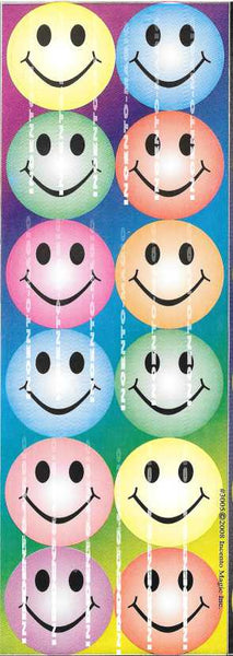 #3005 Smileys Asst Colors - Incento Magic - 1