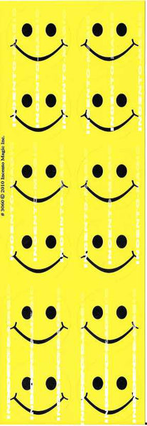#3060 Smileys Yellow - Incento Magic - 1