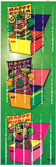 #563 Jack In The Box Diecut Simchas Purim-Mishloach Manos Labels - Incento Magic - 1